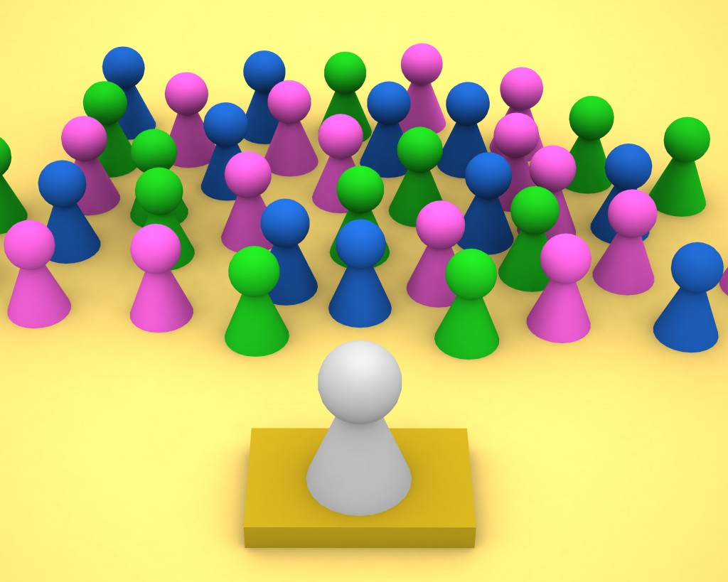Leadership in marketing